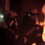 消防战士、救火英雄视频素材