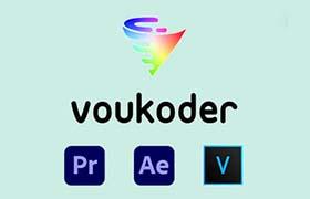达芬奇/AE/PR/VEGAS插件-多格式视频编码渲染加速输出插件 Voukoder v9.2 Win中文版